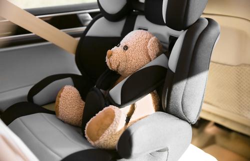 car baby seat installation