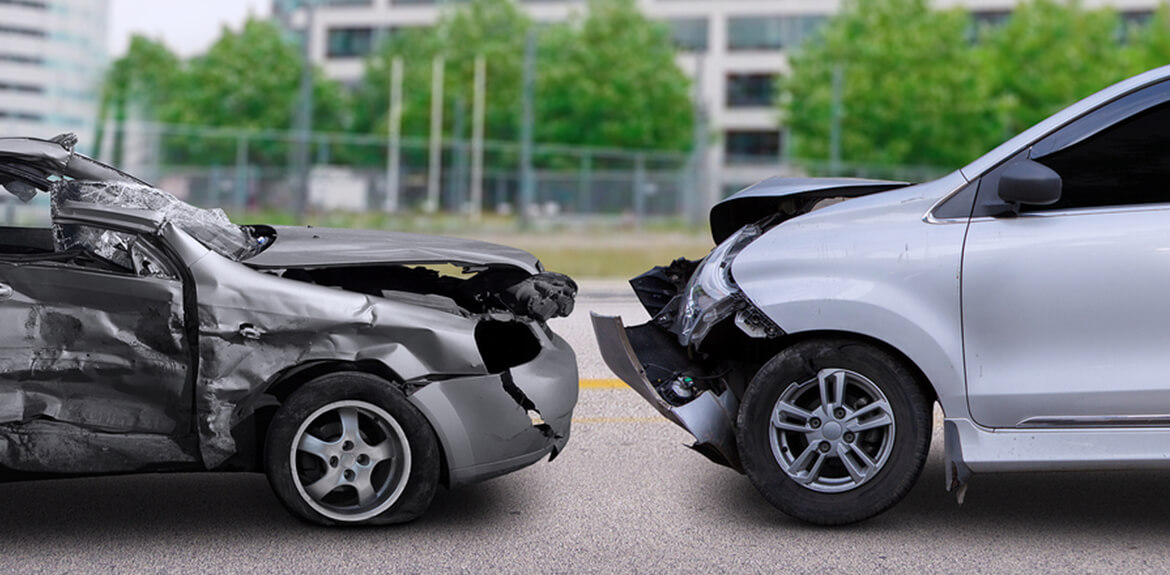 head-on-collission