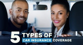 5-types-of-car-insurance-coverage