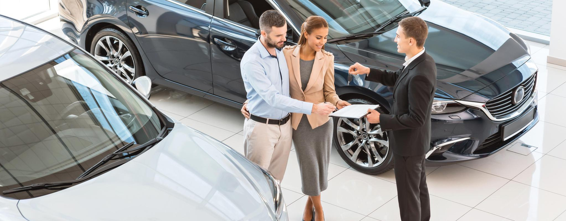 Buying Insurance for Your New Car